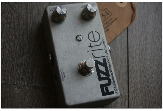 "CATALINBREAD ""Fuzzrite V2"""