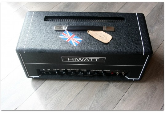 """HIWATT """"CP103 Signature Series Pete Townshend Head"""""""