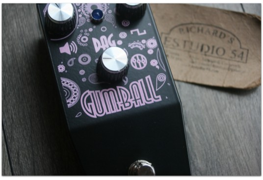 "DAG PEDALS ""Gumball"""
