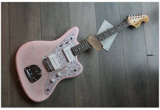"TOKAI ""AJM Sakura Jazzmaster Made In Japan"""