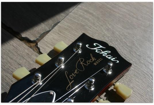 "TOKAI ""Vintage Series LS136F CS Flame Top LP-Style Electric Guitar Cherry Sunburst"""
