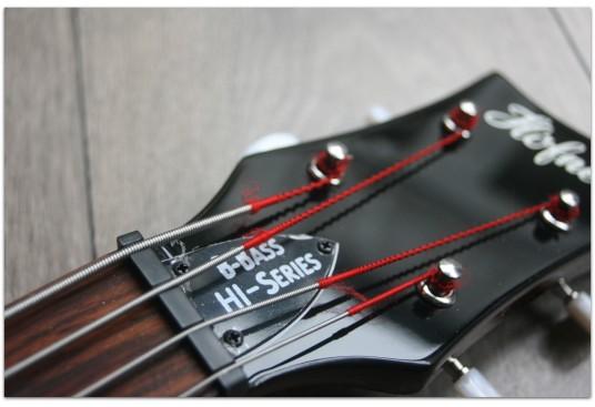 "HOFNER ""B-Bass HI-Series"""