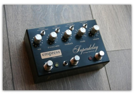 Superdelay Vintage Modified