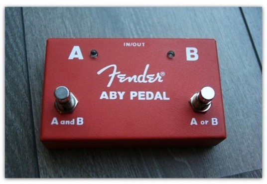 ABY Pedal