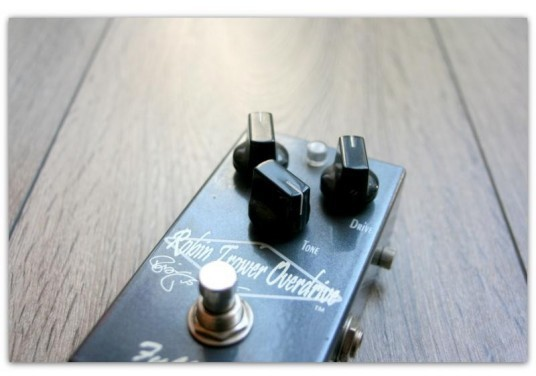 Robin Trower Overdrive