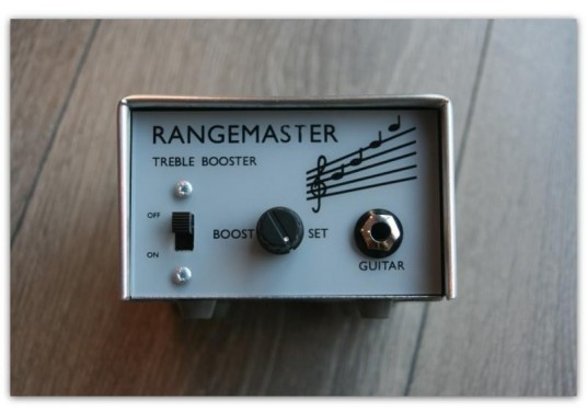 Rangemaster Treble Booster