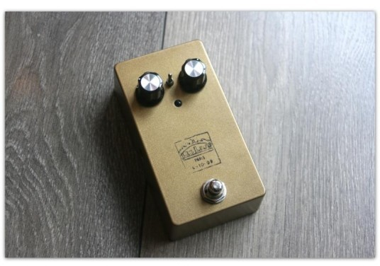 "LOVE PEDAL ""High Power Tweed Twin"""