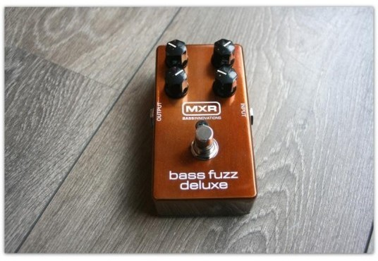 Bass Fuzz Deluxe (M84)