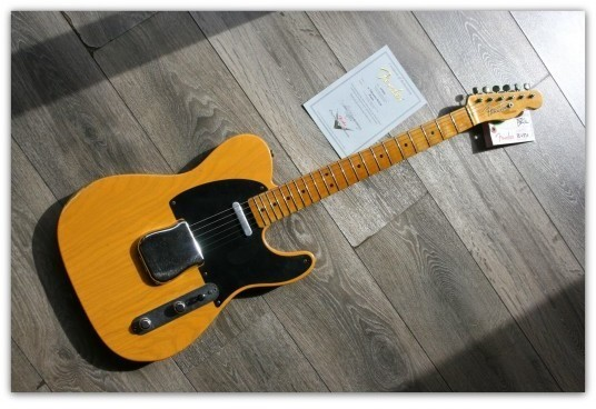 ´53 Custom Shop Tele
