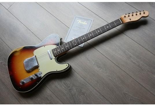 1960 Tele Custom Relic