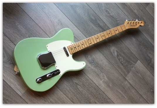 ´52 Telecaster,Surf Green Limited