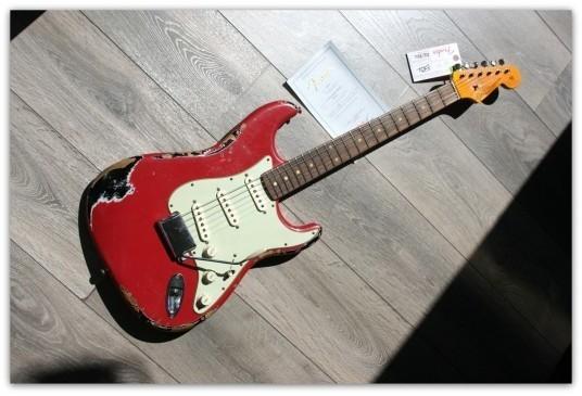 Fender 62 Heavy Relic Strat