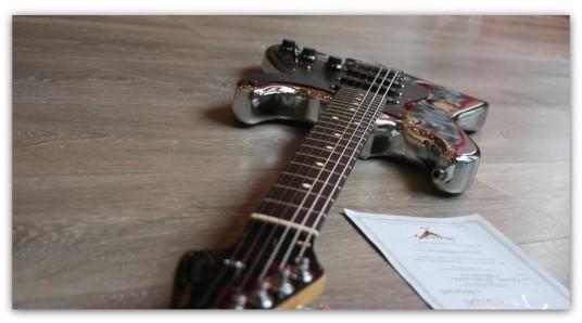Fender Chrome Strat 1994