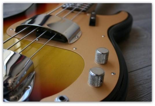 Fender 1959 Precision Bass NOS