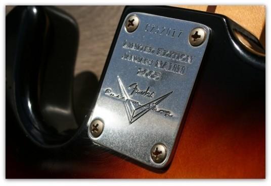 Fender 1958 Precision Relic