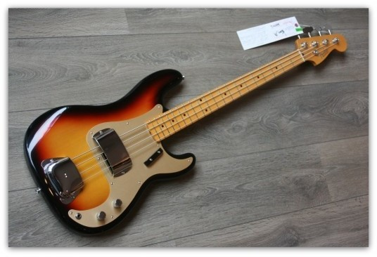 ´59 Precision Bass Custom Shop