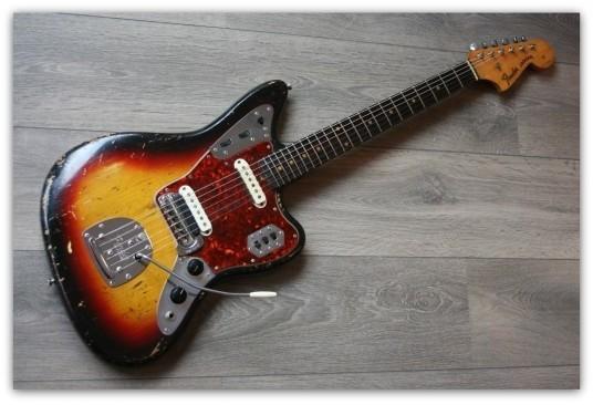 Fender 1962 Jaguar Original