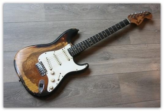 Fender Strat original 1976