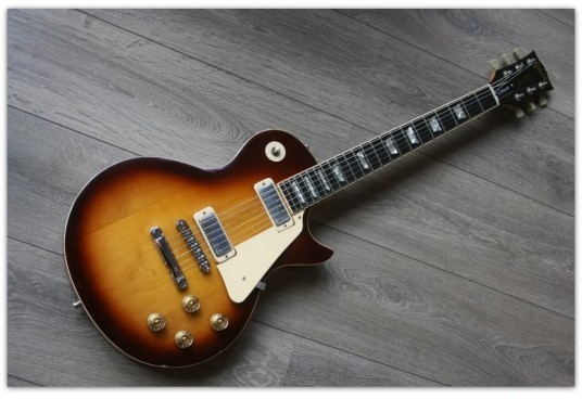 Les Paul Deluxe Original 1977