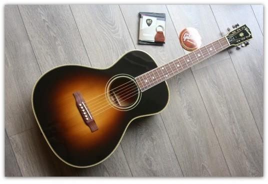 Keb' Mo' Bluesmaster Signature Vintage Sunburst Custom Shop