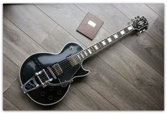 Les Paul Custom ´68 with Bigsby VOS