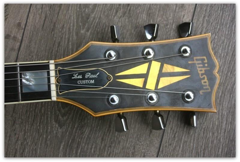 Gibson 79 Les Paul Silverburst