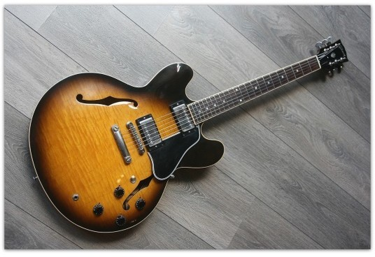 ES-335 Dot Sunburst 1995