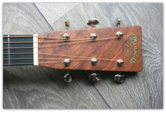 "MARTIN ""Figured Cocobolo Set -64"""
