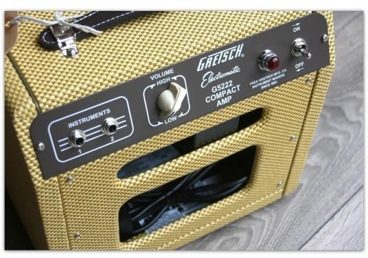Electromatic G5222 Amp